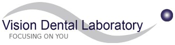 Vision Dental Laboratory Logo